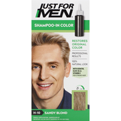 Just For Men Shampoo-In Color, Sandy Blond H-10