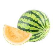 Organic Orange Inside Seedless Watermelon