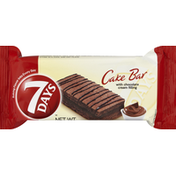 7Days Cake Bar with Chocolate Cream Filling