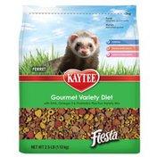 Kaytee Ferret Gourmet Variety Diet Fiesta