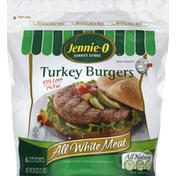 Jennie-O Turkey Burgers, All White Meat