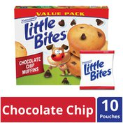 Entenmann's Entenmann's Little Bites Chocolate Chip Muffins Value Pack