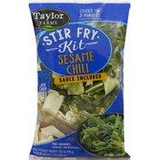 Taylor Farms Stir Fry Kit, Sesame Chili