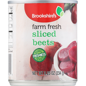 Brookshire's Beets, Sliced, Farm Fresh