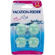 Pro Balance Spirulina Shell Shape Vacation Fish Feeder