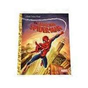 Golden Books Marvel The Amazing Spider Man Little Golden Book
