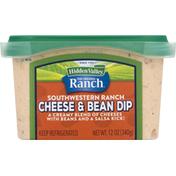Hidden Valley Ranch Dip, Southwestern, Cheese & Bean
