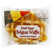 Unique Belgique Waffle, Belgian, Pearl Sugar