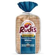 Rudi's Rocky Mountain Bakery Organic Country Morning White Bread