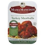 Mama Mancini's Meatballs, Turkey