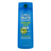 Garnier Moisture Lock Fortifying Shampoo with Cactus Extract