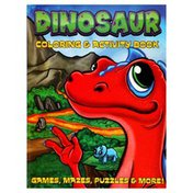 Bendon Coloring & Activity Book, Dinosaur
