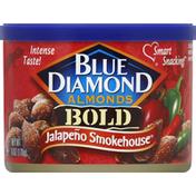 Blue Diamond Almonds, Jalapeno Smokehouse