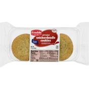 Krasdale Cookies, Snickerdoodle, Soft Baked