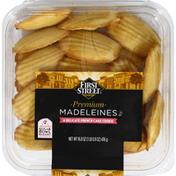 First Street Madeleines, Premium