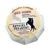Cowgirl Creamery Organic Cheese Red Hawk