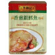 Lee Kum Kee Sauce for Fried Cod Fillet