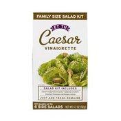 ET TU Caesar Vinaigrette Family Size Salad Kit