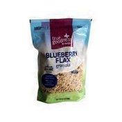 Meijer True Goodness Blueberry Flax Granola