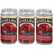 Musselman's 5.5 Oz Apple Juice