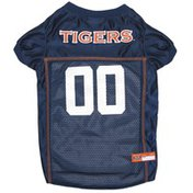 Pets First Large Auburn Tigers Collegiate Dog Jersey