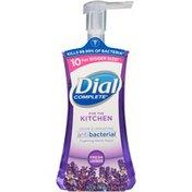 Dial Fresh Lavender Kitchen Antibacterial Foaming Hand Wash