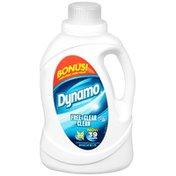 Dynamo Free & Clear Clean Liquid Laundry Detergent