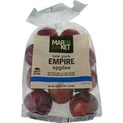 Market 32 Empire Apples, New York