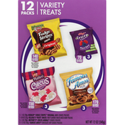Keebler Variety Treats, 12 Packs