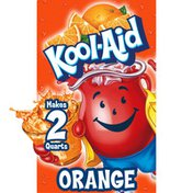 Kool-Aid Unsweetened Orange Artificially Flavored Powdered Soft Drink Mix Value Pack
