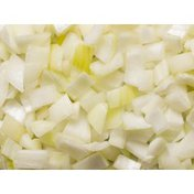 Diced Yellow Onions