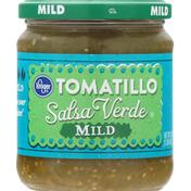 Private Selection Salsa Verde, Tomatillom, Mild,