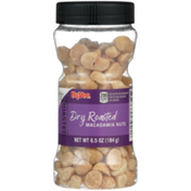 Hy-Vee Dry Roasted Macadamia Nuts