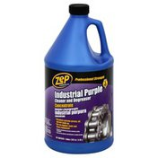 Zep Industrial Purple Cleaner and Degreaser, Concentrate, Professional Strength