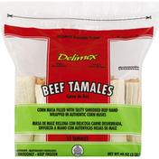 Delimex Tamales, Beef