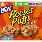 Reese's Puffs Peanut Butter & Cocoa Treats