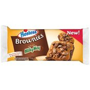 Hostess Made with Milky Way Brownies