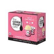 The Cookie Dough Cafe Cookie Dough