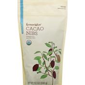 GreenWise Cacao Nibs, Organic