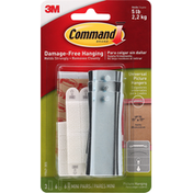 3M Command Picture Hangers, Universal