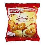 Britannia Little Heart Biscuits