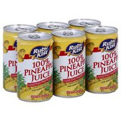 Ruby Kist 100% Juice, Unsweetened, Pineapple