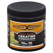 Body Fortress Creatine Hydrochloride, 100% Pure, Lemon Lime