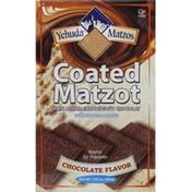 Yehuda Matzot, Coated, Chocolate Flavor