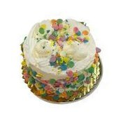 Small Mollies Confetti Cake