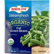 Birds Eye Green Beans, Organic, Cut