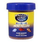 Omega One Marine Micro Pellets With Garlic