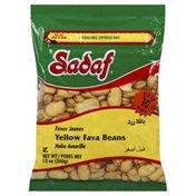 Sadaf Fava Beans, Yellow