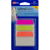 Avery Ultra Tabs Multi-Use Repositionable Tabs