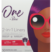 One Liners, 2-in-1, Long Length